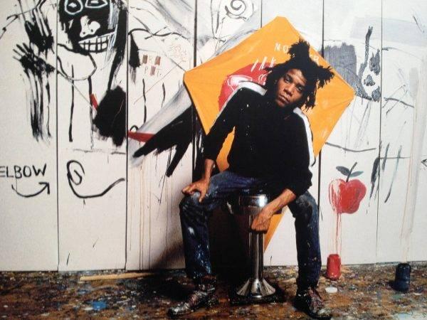 Coleção de Basquiat de Jose Mugrabi esta em exposição em São Paulo