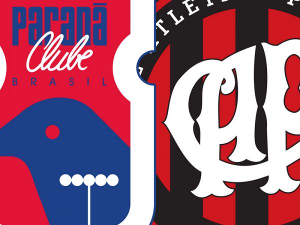 Atlético e Paraná é clássico, sim. Não adianta desprezar