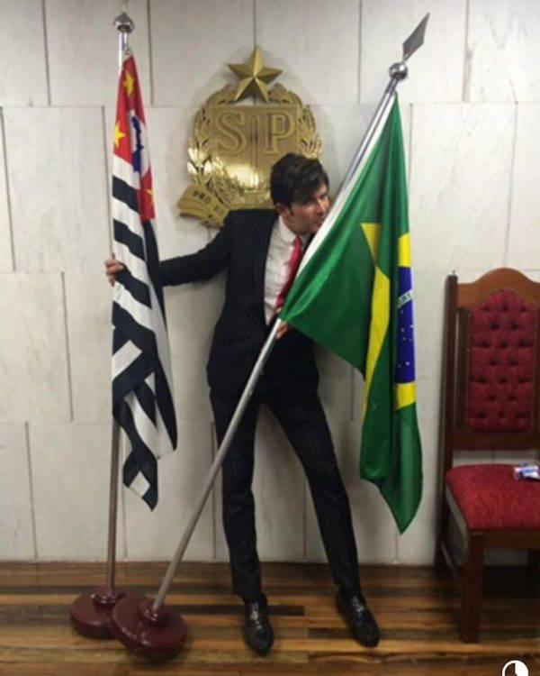 Dr. Rey quer ser o Kennedy brasileiro
