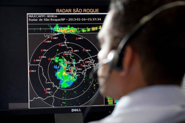 A maior quantidade de vagas da seleção é para controle de tráfego aéreo. (Foto: Divulgação/Aeronáutica)