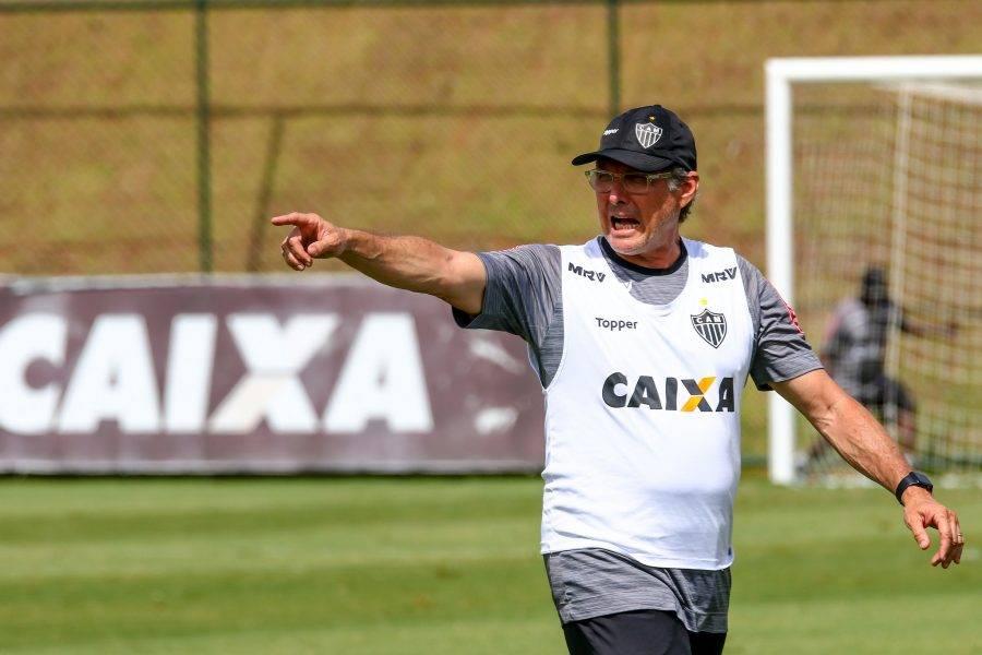 Oswaldo de Oliveira do Atlético-MG