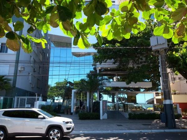Edifício Don Alfonso, no Centro de Balneário Camboriú (SC). Foto: Justiça Federal do Paraná.