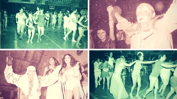 Carnaval de Atlético e Coritiba: samba, futebol e folia nos salões de Curitiba antiga