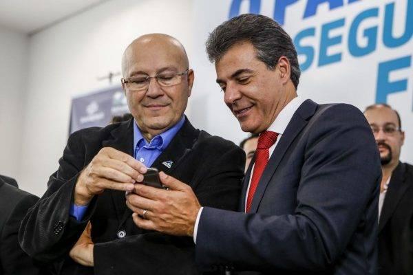 Líder do governo Richa na Assembleia, Romanelli teve o Whatsapp clonado. Foto: Henry Milléo/Gazeta do Povo.