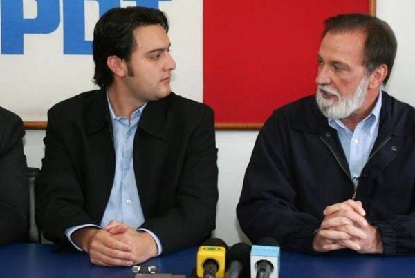 Ratinho e Osmar. Foto: Jonathan Campos/Gazeta do Povo.