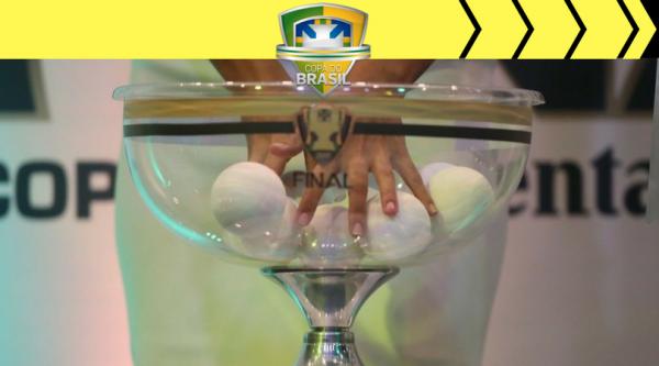 Sorteio ao vivo da Copa do Brasil 2018: oitavas de final