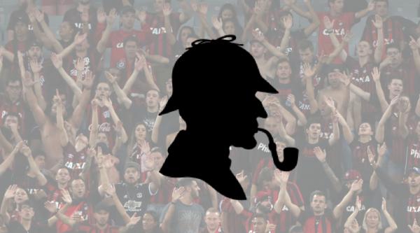 Futebol precisa do detetive Sherlock Holmes.