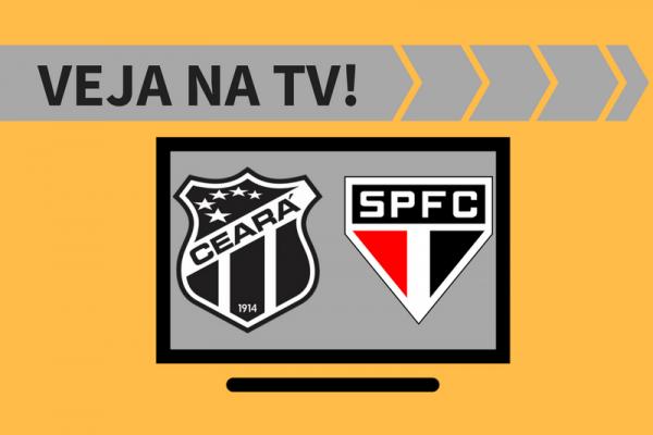 Ceara X Sao Paulo Ao Vivo Saiba Como Assistir Ao Jogo Na Tv