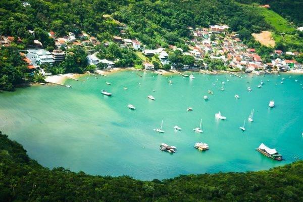 Um dos concursos abertos é para o município de Porto Belo, no litoral catarinense. (Foto: Divulgação/Prefeitura de Porto Belo)