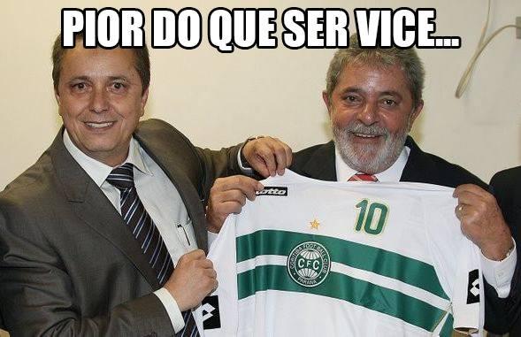 Prisao De Lula E Vice Do Coritiba Embalam Memes Para Torcida Do Atletico Pr