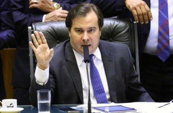 Sessão plenária da Câmara dos Deputados, conduzida pelo presidente da Casa, Rodrigo Maia (DEM-RJ). Foto: Cleia Viana/Câmara dos Deputados