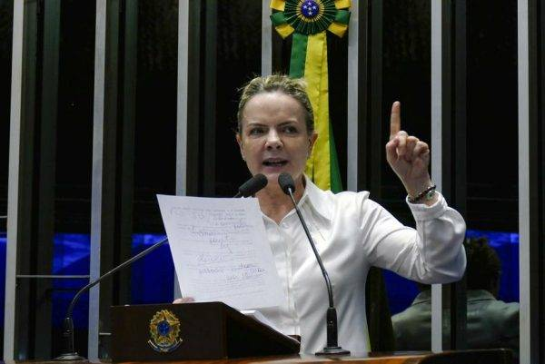 Crédito da foto: Geraldo Magela/Agência Senado
