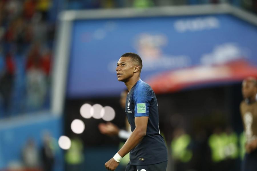 Mbappé é o principal nome da França na Copa do Mundo 2018. (Foto: Jonathan Campos, enviado especial/Gazeta do Povo)