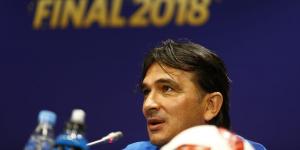Zlatko Dalic, técnico da Croácia, finalista da Copa do Mundo 2018. (Foto: Jonathan Campos, enviado especial/Gazeta do Povo)
