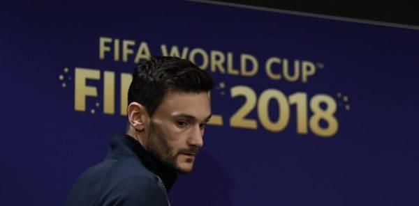 Lloris, goleiro da França. Jonathan Campos/Gazeta do Povo, enviado especial à Rússia