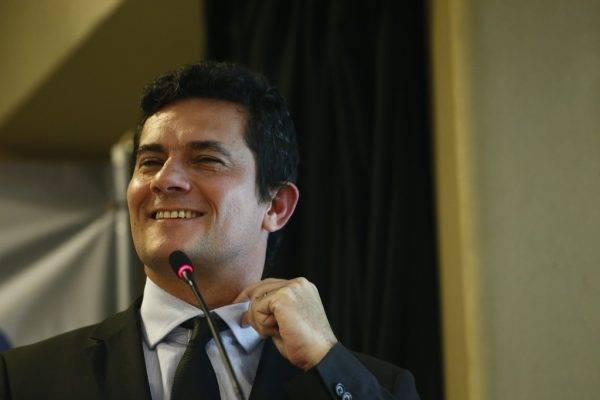 Sergio Moro. Foto: Hugo Harada/Arquivo Gazeta do Povo.