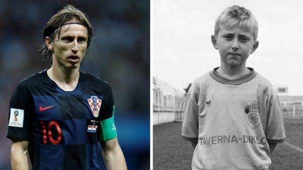 Menino Modric, o candidato a craque da Copa forjado entre granadas e canhões