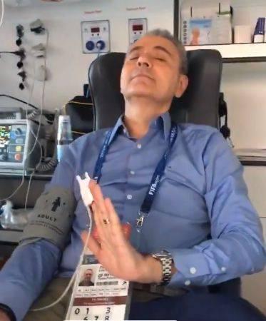 Luis Roberto Da Globo Passa Mal Após Narração Na Copa Do Mundo 2018