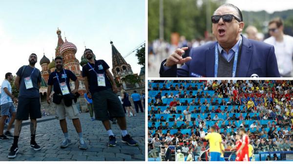Fotos: Jonathan Campos/Gazeta do Povo, enviado especial à Rússia