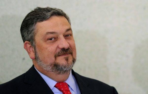 O ex-ministro da Fazenda do governo Lula Antonio Palocci. Foto: Evaristo Sa/AFP