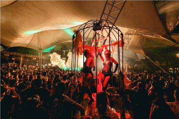 Maior festa de Halloween do Brasil ocorre no dia 13 de outubro em Santa Catarina. Foto: Diego Jarschel