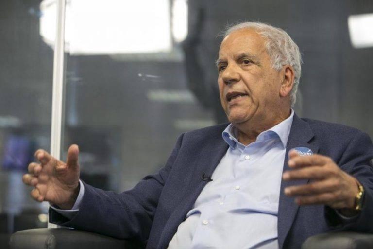 Senador eleito Professor Oriovisto Guimarães (PODE). Foto: Marcelo Andrade/Gazeta do Povo