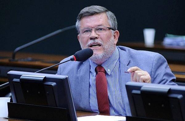 Deputado federal Assis do Couto (PDT-PR). Foto: Alex Ferreira/Arquivo Câmara dos Deputados