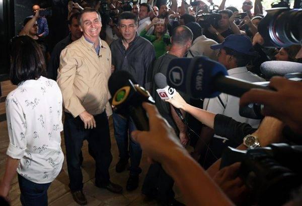 Crédito da foto: Carl de Souza (AFP)