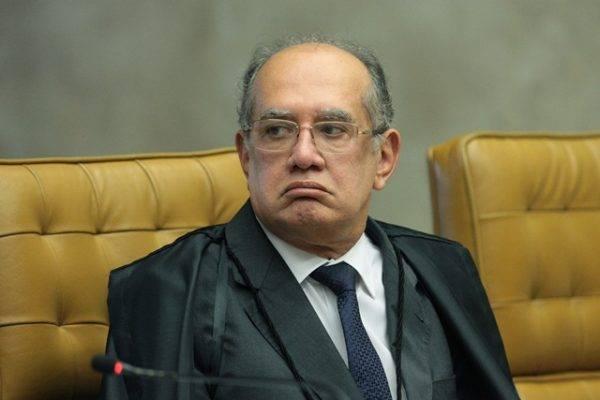 Ministro do STF Gilmar Mendes. Foto: Carlos Moura/SCO/STF