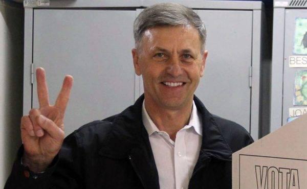 Ex-prefeito de Pinhais e deputado federal eleito pelo Paraná Luizão Goulart (PRB). Foto: Reprodução/Facebook