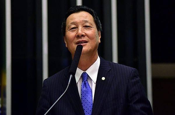 Deputado federal Luiz Nishimori (PR-PR). Foto: Zeca Ribeiro/Arquivo Câmara dos Deputados
