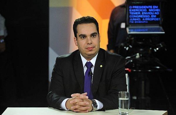 Paulo Martins (PSC), deputado federal eleito pelo Paraná. Foto: Luis Macedo/Arquivo Câmara dos Deputados