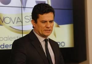Sergio Moro. Foto: Pedro Serápio/Gazeta do Povo.
