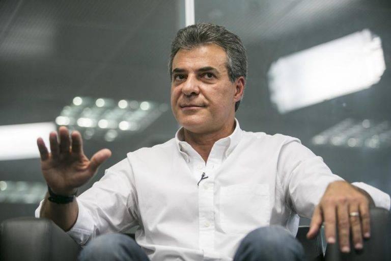 Ex-governador Beto Richa (PSDB) (Foto: Marcelo Andrade)