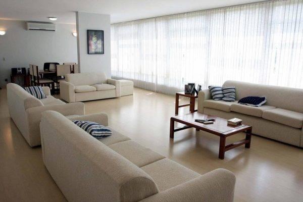Apartamentos funcionais da Câmara dos Deputados têm 230 m²..Foto: Wenderson Araújo/Arquivo Gazeta do Povo