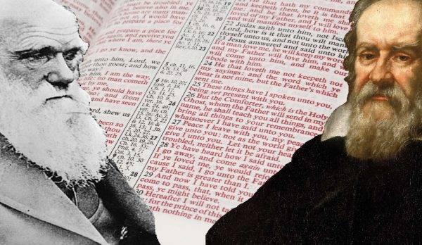 Galileu lançou teorias sobre a interpretação da Bíblia que bem poderiam ser usadas pelos criacionistas para abandonar suas ideias erradas. (Foto: Montagem sobre foto de Aman Anderson/Free Images)