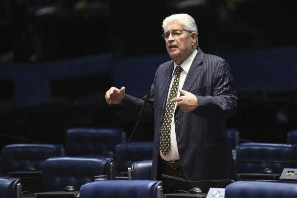 Senador Roberto Requião (MDB-PR). Foto: Jefferson Rudy/Agência Senado