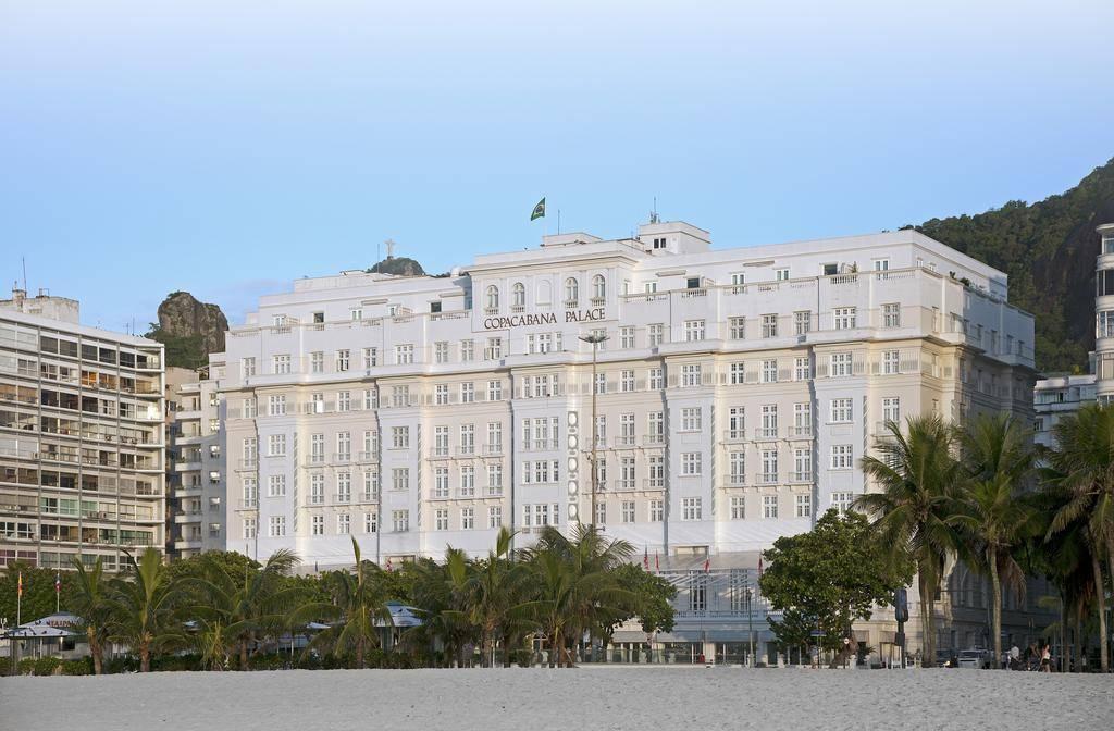 O Hotel Copacabana Palace, no Rio de Janeiro. (crédito: divulgação).