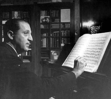 O compositor Francisco Mignone