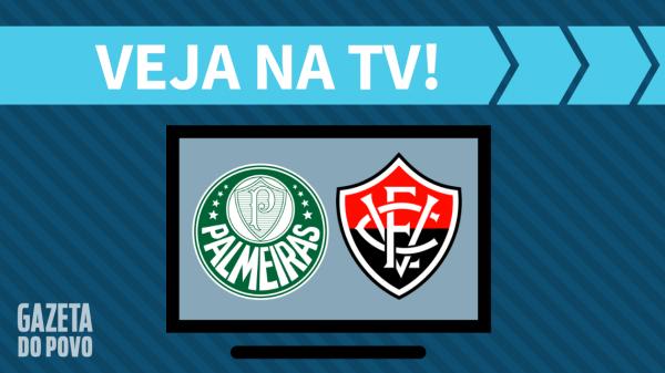 Palmeiras x Vitória ao vivo - jogo da 38ª rodada do Brasileirão.