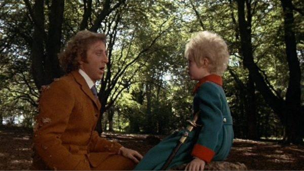 """Cena do filme """"O Pequeno Príncipe"""", de 1974. Foto: Paramount Pictures/Reprodução"""