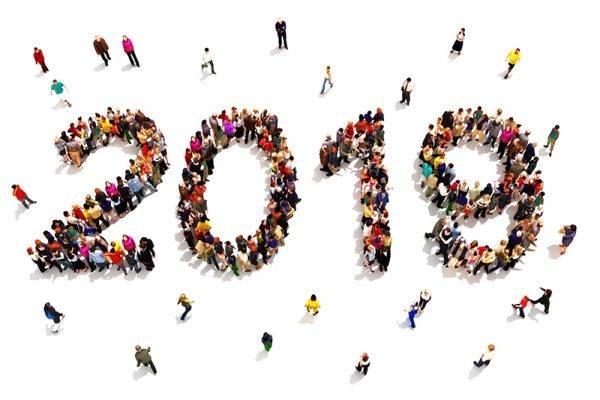 Como será o seu ano de 2019?