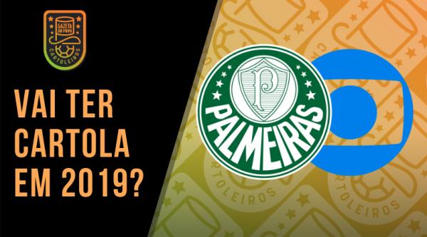 Cartola FC 2019 ainda não tem todos os clubes garantidos.