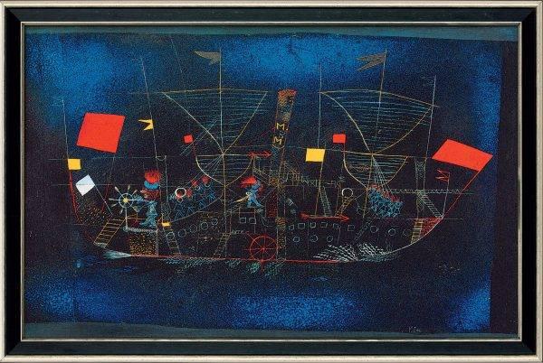CCBB vai receber exposição com mais de 100 obras de Paul Klee