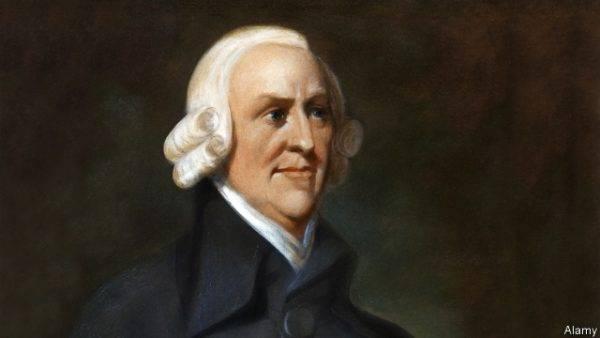 Reminiscências de Adam Smith 1- as rugosidades do empírico