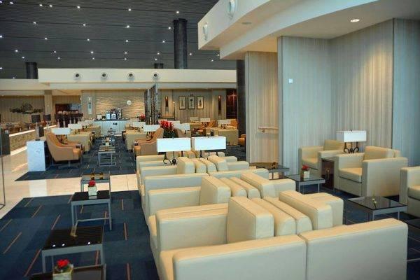 Emirates inaugura lounge no aeroporto de Roma