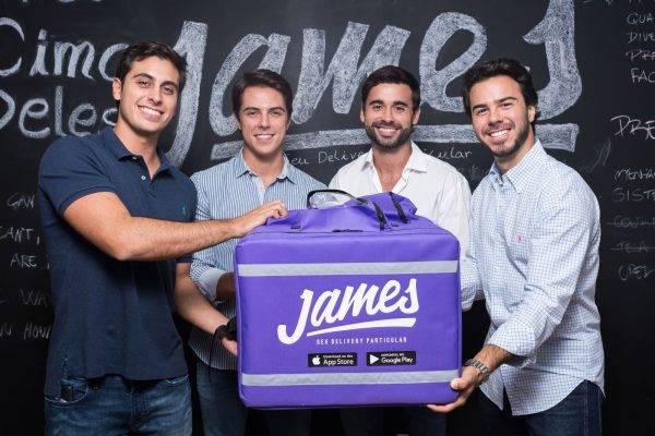"""Venda para o Grupo Pão de Açúcar vai """"turbinar"""" crescimento do James  Delivery em 2019"""