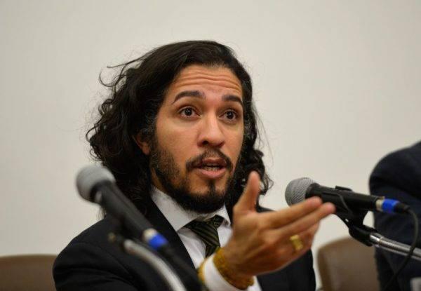 O ex-deputado federal Jean Wyllis. Foto: Wilson Dias/Agência Brasil