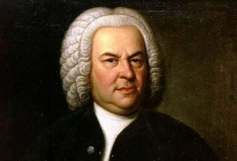 Bach, retratado pelo pintor Elias Gottlob Haussmann em 1746
