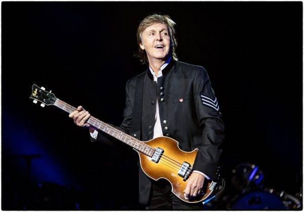 Paul McCartney - Foto: divulgação